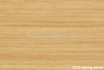 Marmoleum Striato 5213 waving wheat. Forbo натуральный линолеум