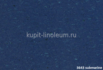 Marmoleum Piano 3643 Submarine. Forbo натуральный линолеум
